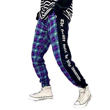 Dcola Pantalones De Chándal De Moda para Hombres, Hip Hop Versión ...