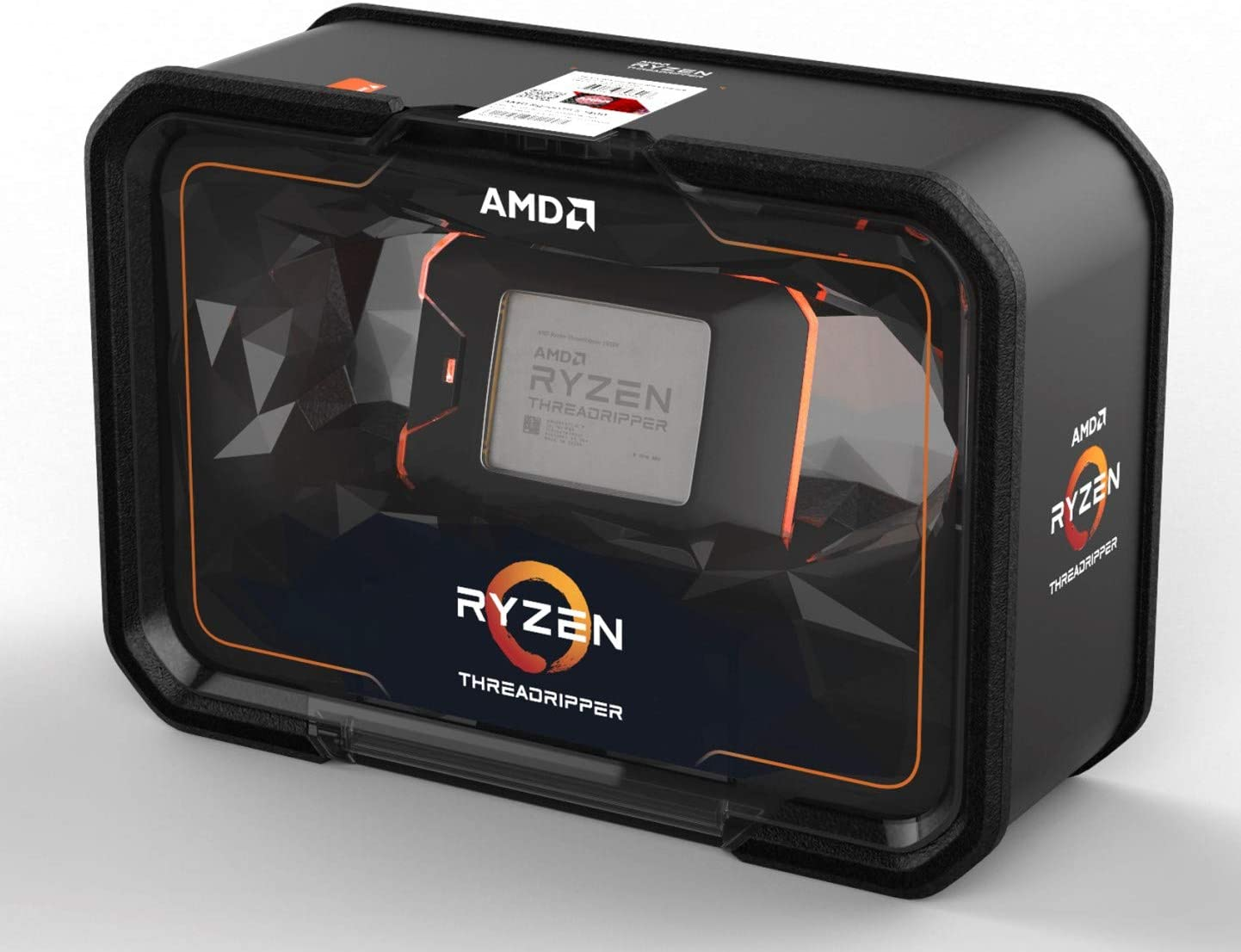 Amazon Com Amd Ryzen Threadripper 2950x Processor Yd295xa8afwof Computers Accessories