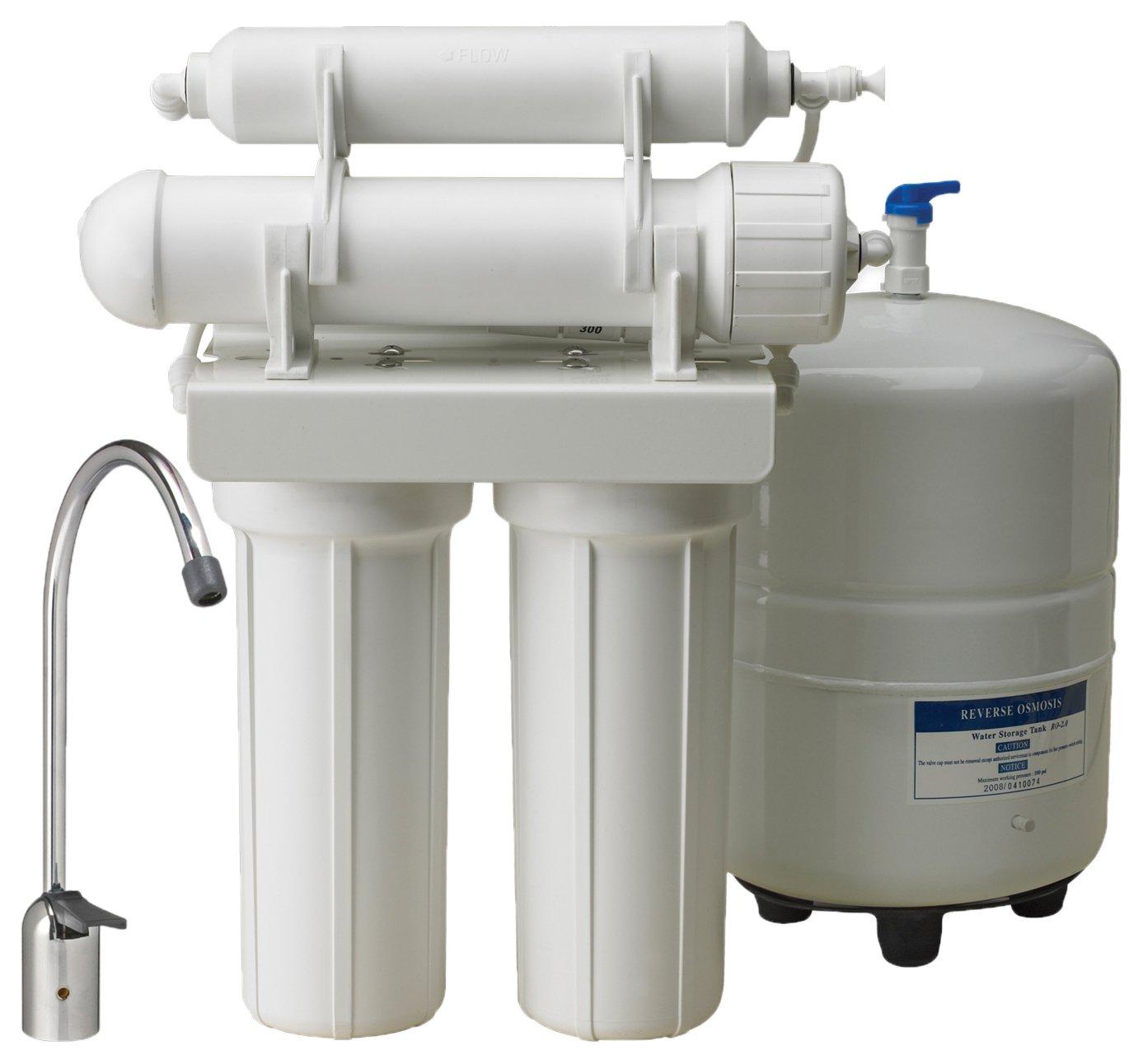 American Plumber WRO-2550 Reverse Osmosis System Pentair 161093