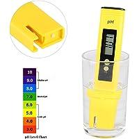 Medidor de pH digital de 0,01 resolución, gran