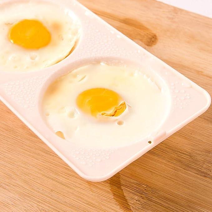 Uplord - Molde Antiadherente para Huevos fritos, Molde para ...