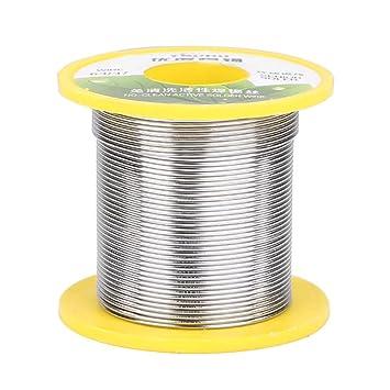 Starnearby - Hilo de soldar de estaño, 200 g