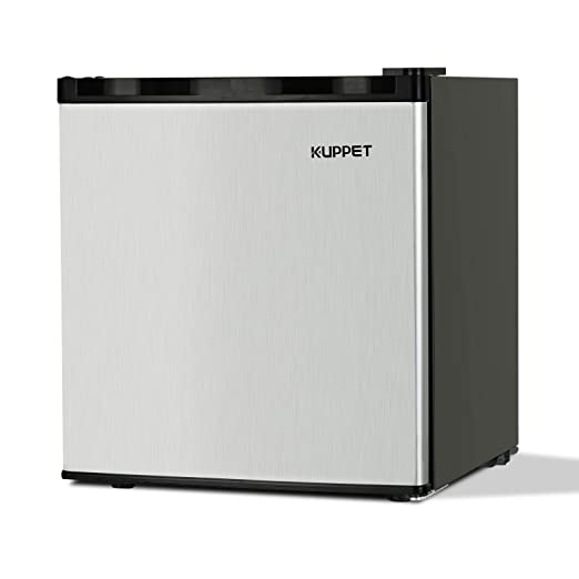 Adjustable Thermostat Northair Upright Freezer 1.1 cu Removable Shelf ft Compact Reversible Single Door Table Top Mini Freezers for Ice Cream//Breast Milk//Sea Food