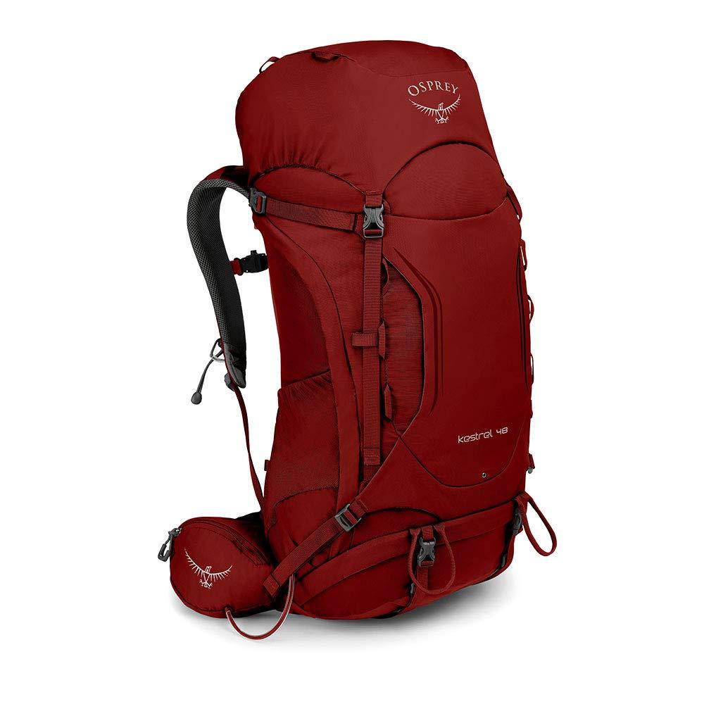 Rogue Red Small Medium Osprey Kestrel 48 Hiking Backpack