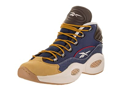 01ce88d8ca82 Image Unavailable. Image not available for. Color  Reebok Question Mid ...