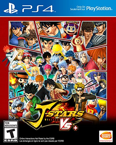 J-Stars Victory Vs+ - PlayStation 4 (Jump Ultimate Stars)
