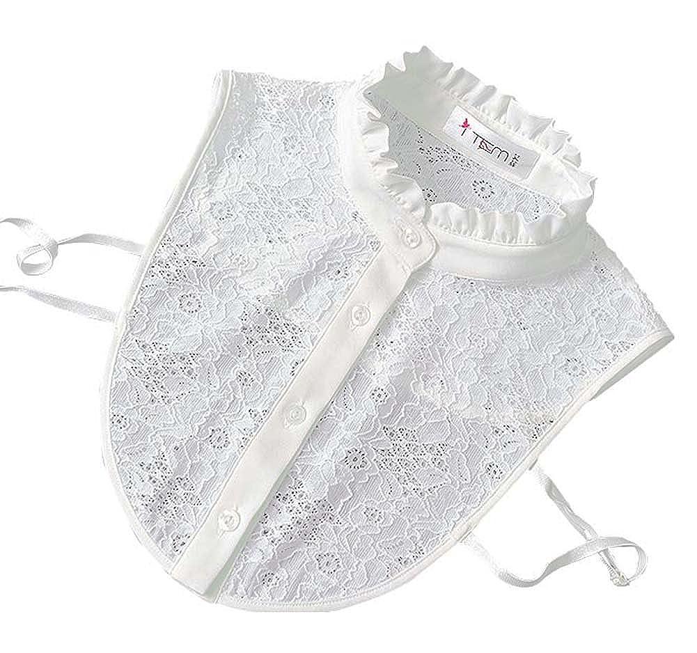 Lace White Stylish Decorative Fake Collar Detachable Removable False Collar