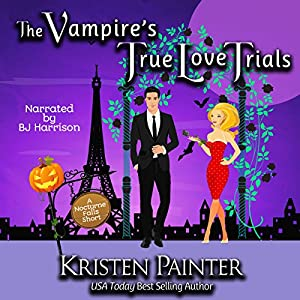 The Vampire's True Love Trials Hörbuch