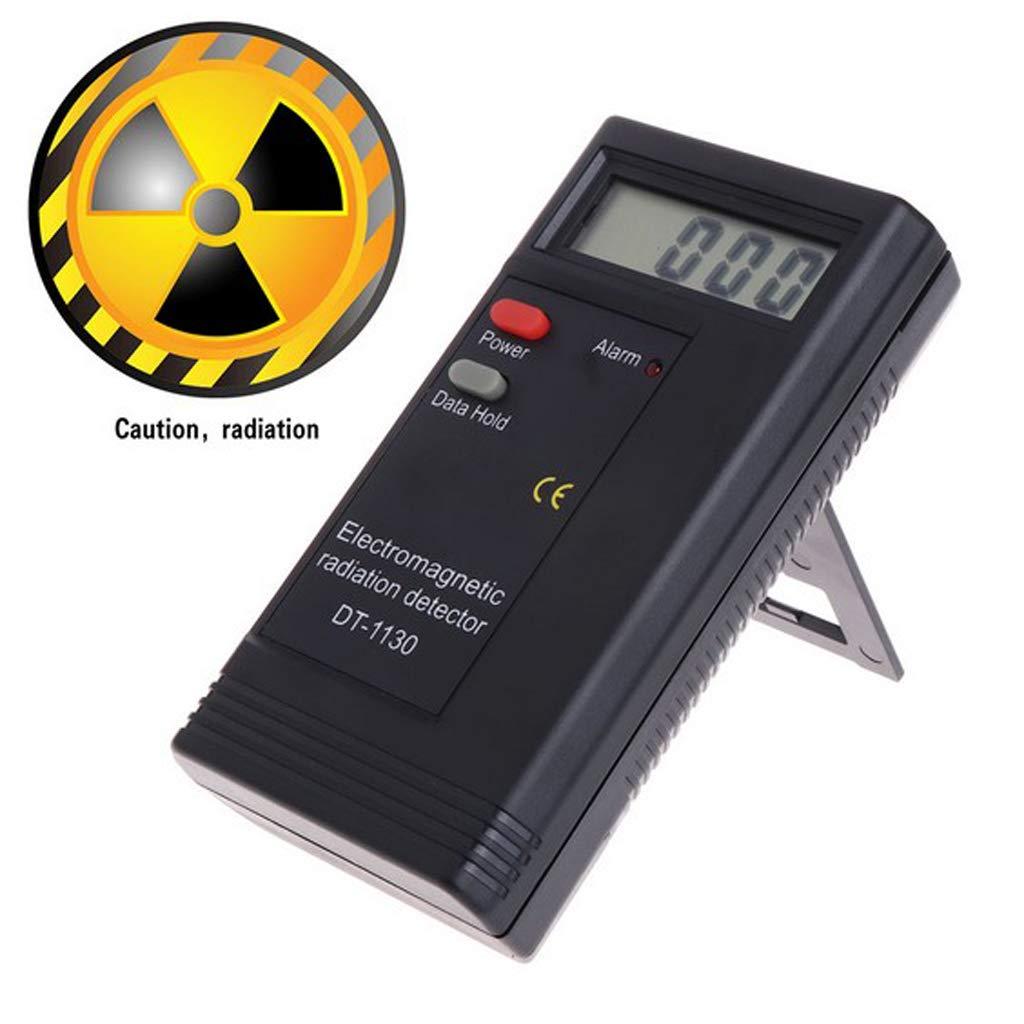Sharplace Lcd Digital Detectores De Radiación Electromagnética Fem Metro Dosímetro Probador: Amazon.es: Bricolaje y herramientas