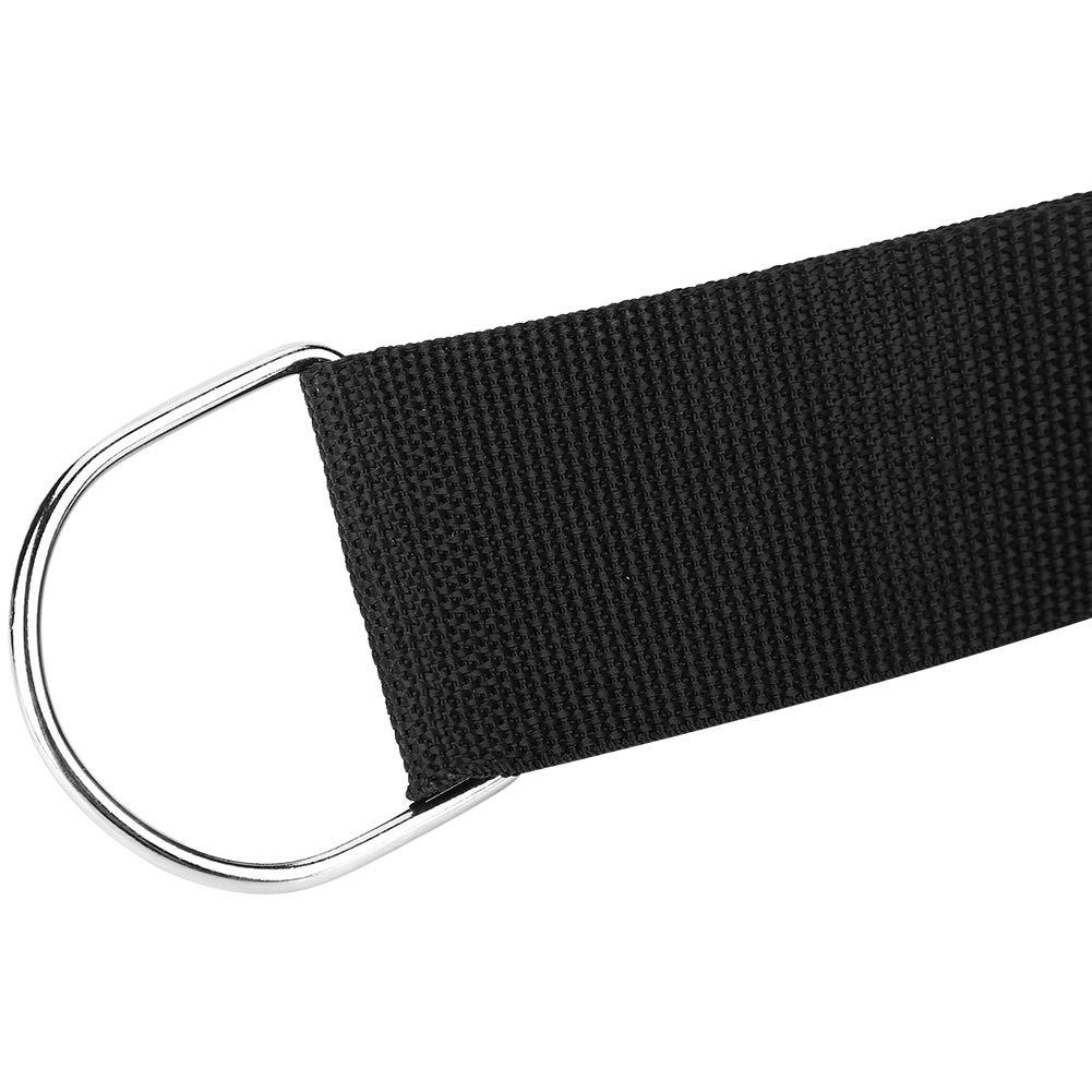 Esponja Antideslizante Tap/ón Antideslizante para Cello Dilwe Cintur/ón Antideslizante para Cello Oxford Cloth Negro