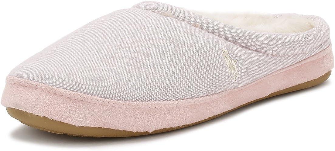 Ralph Lauren Womens Pink Polar/Cream