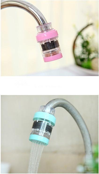 Cocina de alta calidad diseño moderno casa purificador de agua del grifo filtro: Amazon.es: Hogar