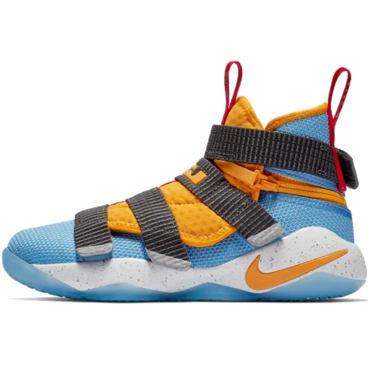 new product 3286d b0b76 Amazon.com | Nike Boys Lebron Soldier Xi Flyease (gs) Shoe ...