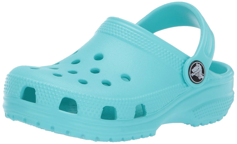 22//23 EU Pool Bleu Crocs Classic Clog Sabots Mixte Enfant