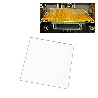 Integrated Circuits 3d Printers Reprapmk2 Hot Bed Aluminum Heating Plate Size 220* 220 *2mm