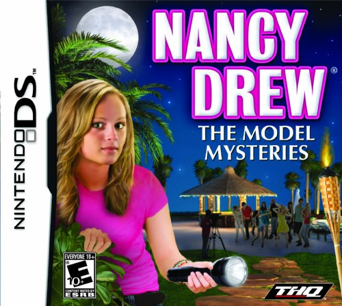 Free Nancy Drew Model Mysteries - Nintendo DS