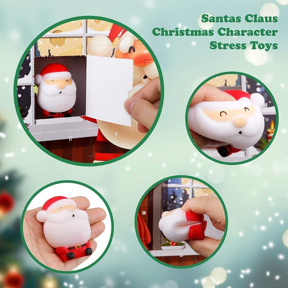 CHRISTMAS STORY TV MOVIE SANTA DECORATION FRIDGE MAGNET #7