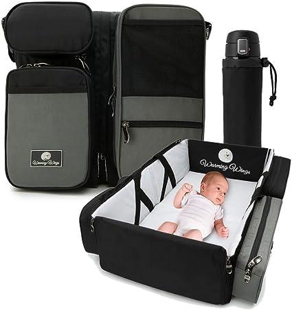 Bébé Enfant Infant Sac à Couche Sac à Langer Étanche Réutilisable 6 Styles
