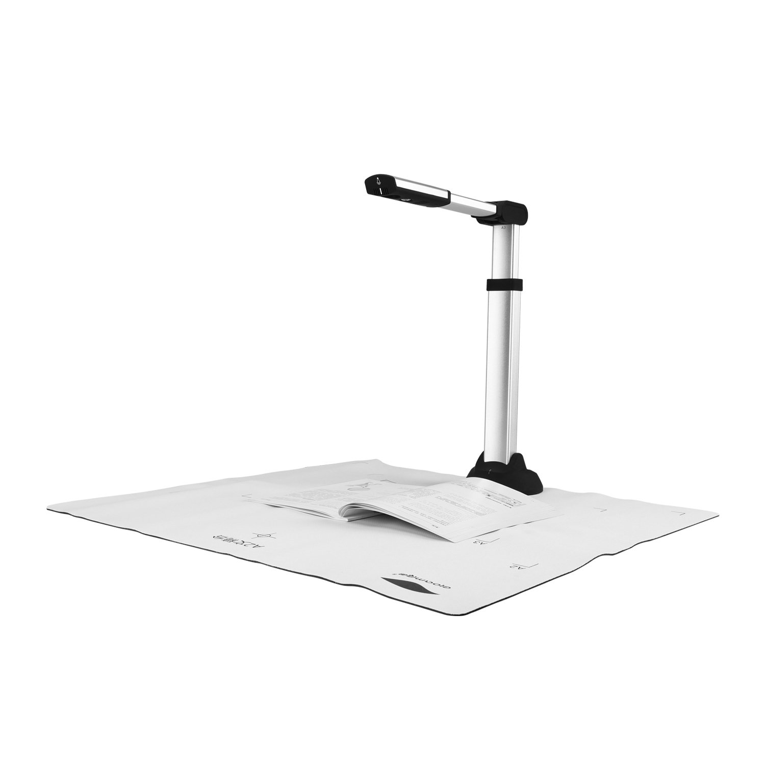 eloam Document Camera with HD CMOS Sensor and OCR Function Time Shooting for Office, Classrooms, Labs, Meeting Room Shooting for Office, Classrooms, Labs, Meeting Room by eloam