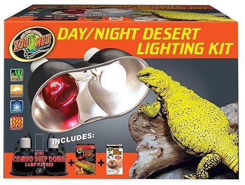(Zoo Med Day/Night Desert Lighting)