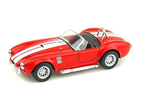 Kinsmart Shelby Cobra 427 3/C 1:32 Scale Die Cast Car Friction Cars