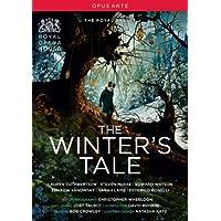 Talbot:The Winters Tale [Edward Watson; Sarah Lamb; Zenaida Yanowsky; Steven McRae; Federico Bonelli; Lauren Cuthbertson] [OPUS ARTE: DVD] [NTSC] [2015]