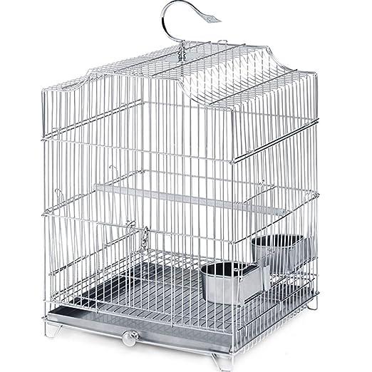 XWYGW Perrera Jaula de pájaro percas Alto grado de Vuelo jaulas e ...