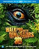 Walking With Dinosaurs 3d Triplepac [Blu-ray] [Import anglais]