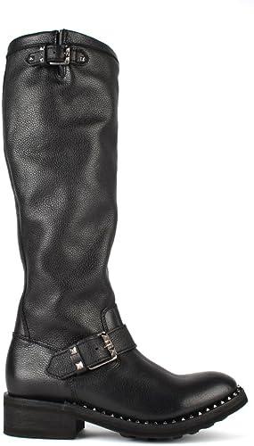 Chaussures Sugar EU Bottes 40 Femme Noir Nero Ash CorWxdBe