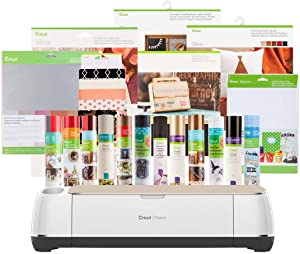 Cricut Maker + Everything Materials Bundle - Champagne