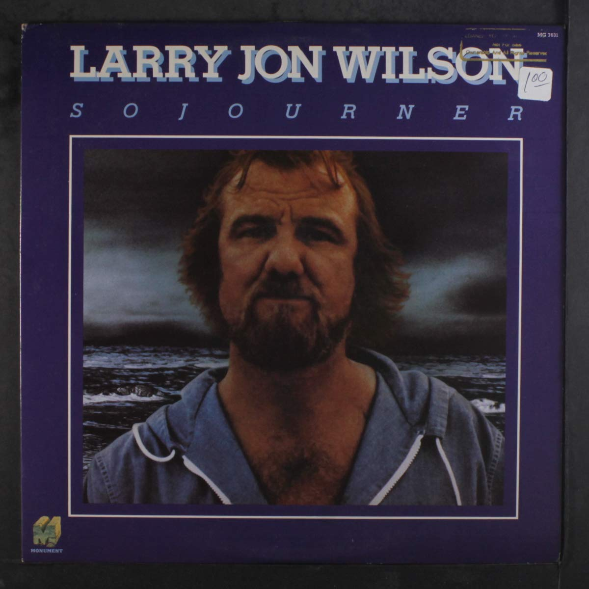 Larry Jon Wilson Sojourner Amazon Com Music