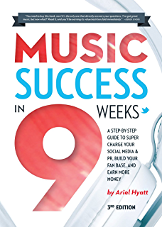 Amazon cyber pr for musicians tools tricks tactics for music success in nine weeks a step by step guide to supercharge your fandeluxe Choice Image