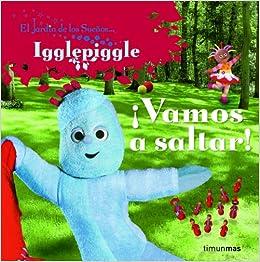 Vamos a saltar! (Infantil (timun Mas)): Amazon.es: El Jardín de los Sueños: Libros