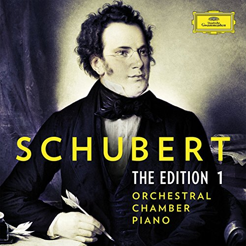(Schubert - The Edition 1: Orchestral; Chamber; Piano [Limited Edition 39 CD Box Set])