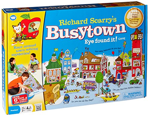 Busytown - Eye Found It