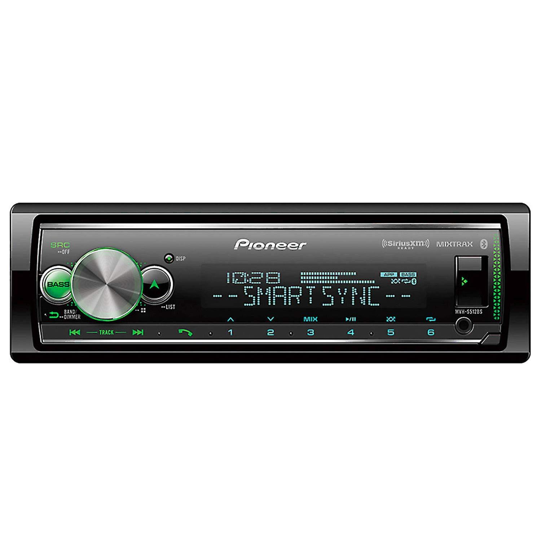 Pioneer MVH-S512BS マルチメディアプレーヤー (CDは再生しません) Bluetooth付き B07HHDR4YK