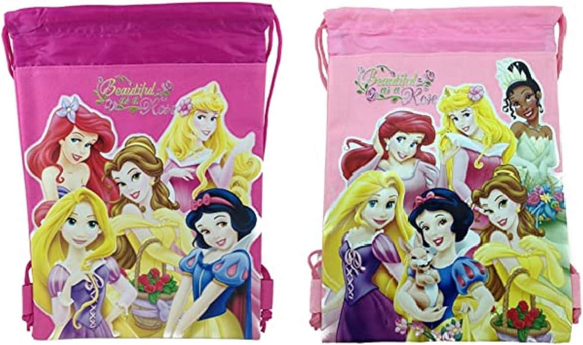 Disney's Princess 2pc. Drawstring Bag - Large Drawstring Bags
