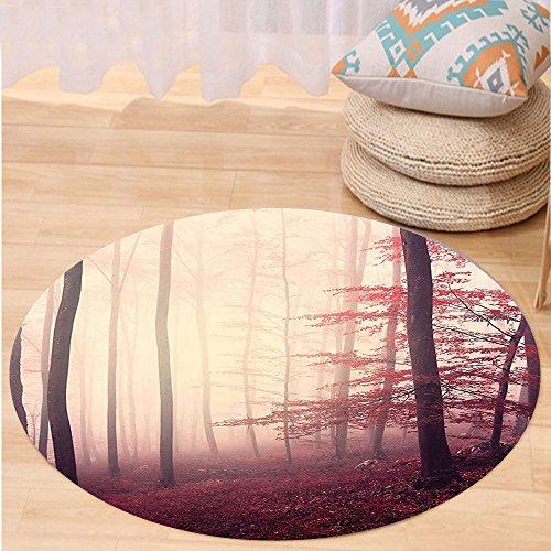 Cranberry Fabric Handbags - 9