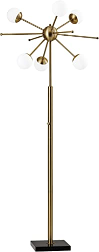 Adesso 4271-21 Doppler LED Floor Lamp