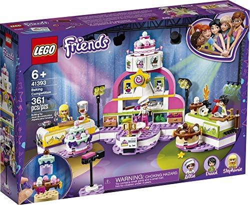 LEGO FRIENDS //  NEW 8pc Food set Milk /& Cookies