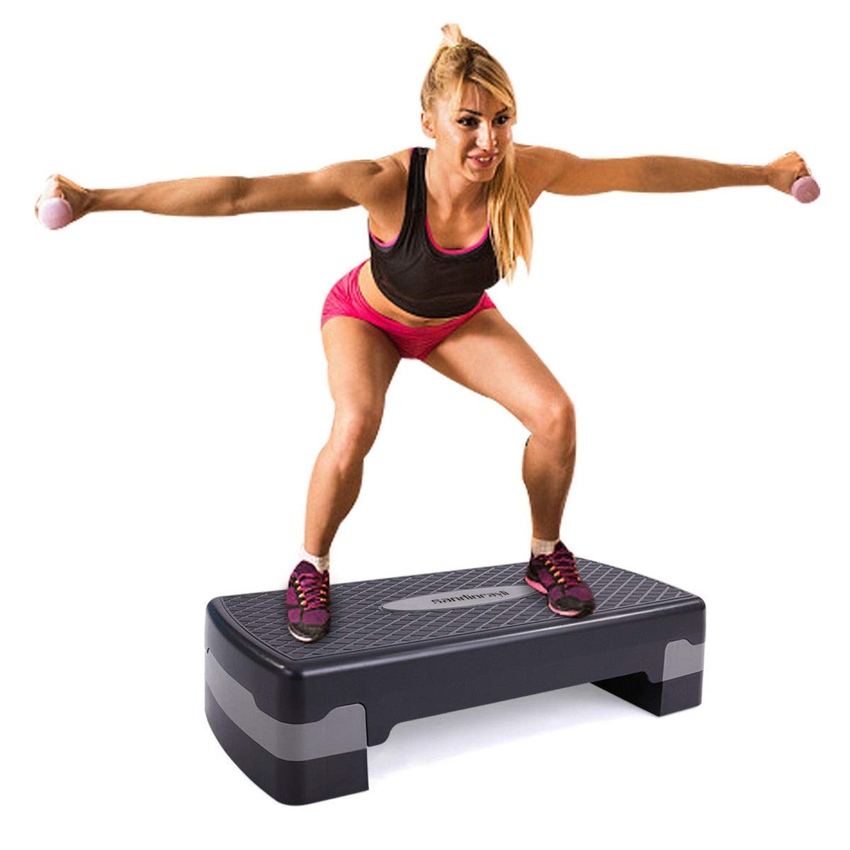 The Firm Body Sculpting System Stepper