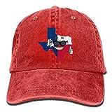 LETI LISW Explore Flag TexasClassicDad Hat Adult Unisex Adjustable Cap