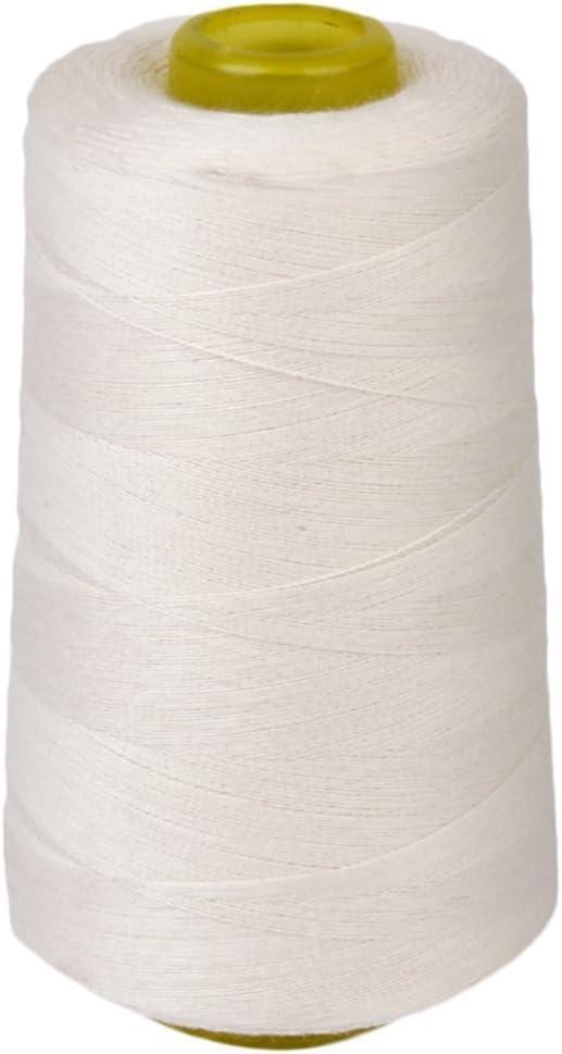 Grifrife - Hilo de coser para máquina de coser de algodón de 3000 ...