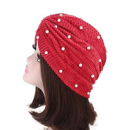 Amazon.com - Suma-ma 5 Color Ladies Corduroy Indian Hat- Chunky ... 2a277261d