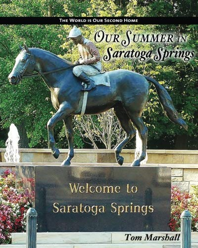 (Our Summer in Saratoga Springs: The City of: Health History &)