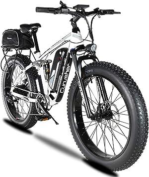 Bicicleta eléctrica todoterreno de montaña de edición limitada ...