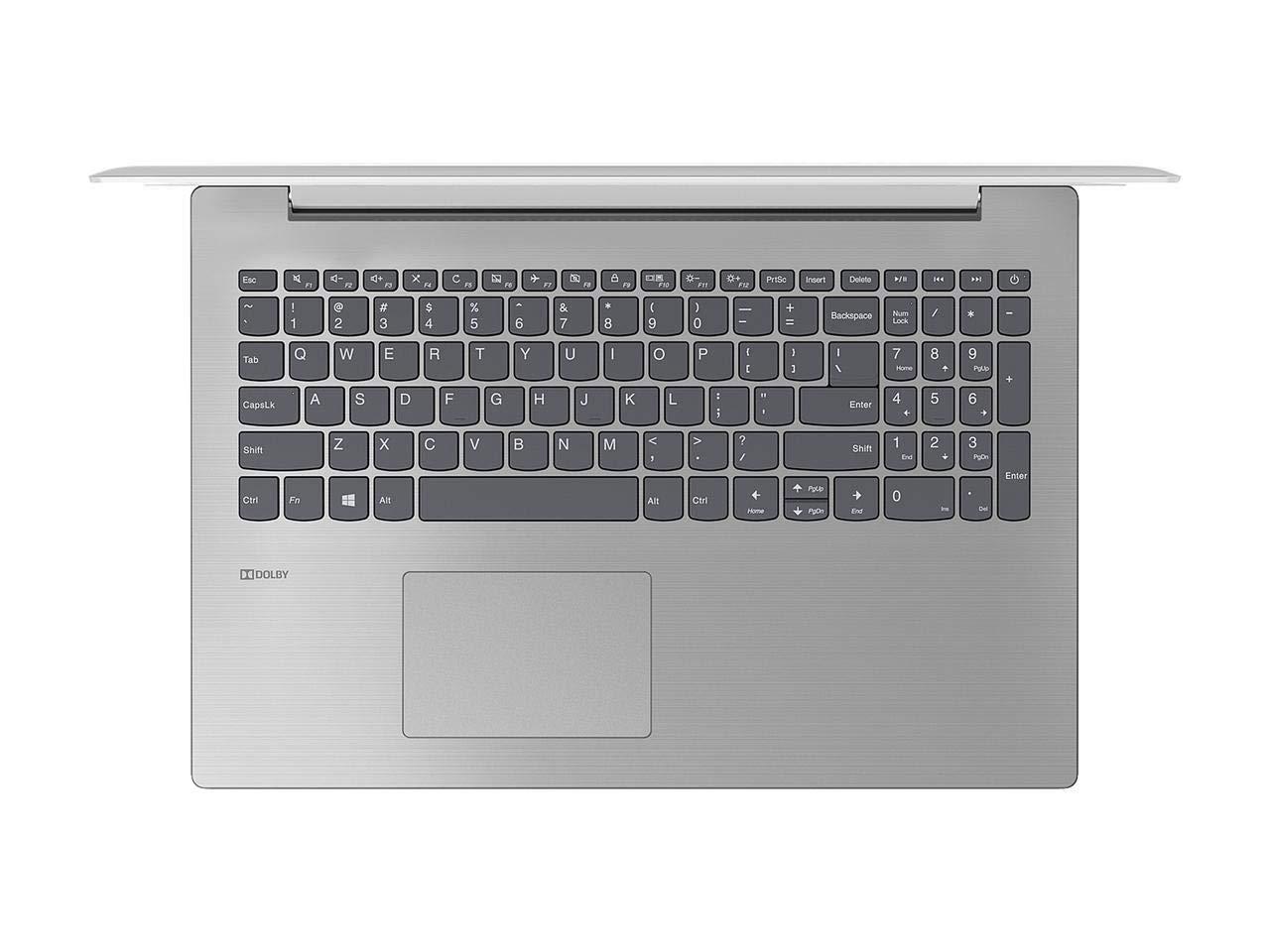 Amazon.com: Lenovo Laptop IdeaPad 330 81DE00L0US Intel Core i5 8th Gen 8250U 1.60 GHz, 8 GB,256 GB SSD 15.6
