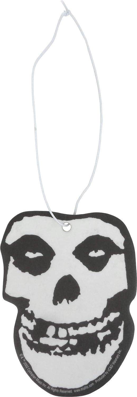 Misfits Crimson Ghost Skull Logo Air Freshener