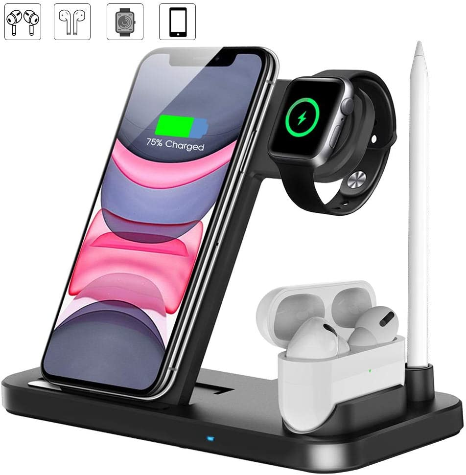 4-in-1 Wireless Charger