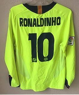 free shipping 66628 987bd Amazon.com : Retro PUYOL#5 Barcelona Home Soccer Jersey ...